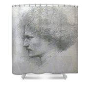 Paderewski Shower Curtain