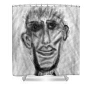 Padre Shower Curtain