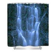 Paihi Falls Shower Curtain