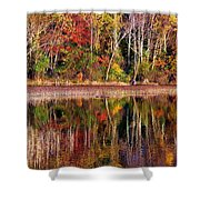 Paint Like Nature Shower Curtain