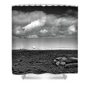 Painted Desert 1 Shower Curtain