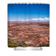 Painted Desert #10 Shower Curtain