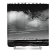 Painted Desert 3 Shower Curtain