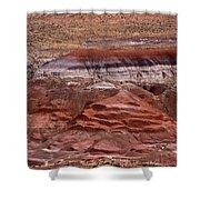 Painted Desert #7 Shower Curtain