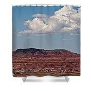 Painted Desert #8 Shower Curtain