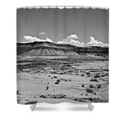 Painted Desert #9 Shower Curtain