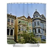 Painted Ladies -2 Shower Curtain
