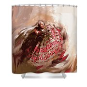 Painting 792 1 Attan Shower Curtain