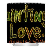 Paintings I Love.com 4 Shower Curtain
