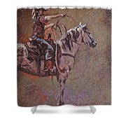 Pair Of Aces Shower Curtain