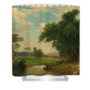 Paisaje Shower Curtain