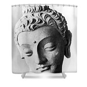 Pakistan: Buddha Shower Curtain