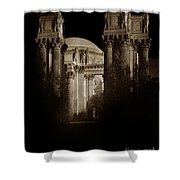 Palace Of Fine Arts Panama-pacific Exposition, San Francisco 1915 Shower Curtain