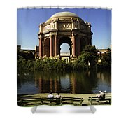 Palace Of Fine Arts Sf 2 Shower Curtain
