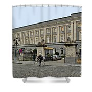 Palais Des Academies Shower Curtain