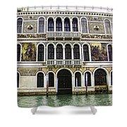 Palazzo Barbarigo Shower Curtain
