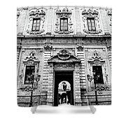 Palazzo Dei Celestini Shower Curtain