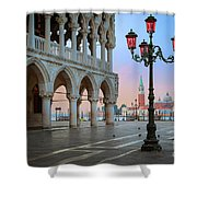 Palazzo Ducale Shower Curtain