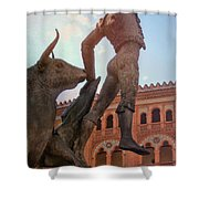 Palco Real Shower Curtain