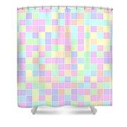 Pale.31 Shower Curtain