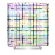 Pale.33 Shower Curtain