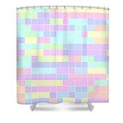 Pale.34 Shower Curtain