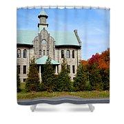 Palenville House 2 Shower Curtain