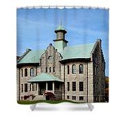 Palenville House 5 Shower Curtain