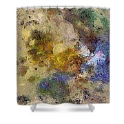 Paleology Weave  Id 16097-223127-16640 Shower Curtain
