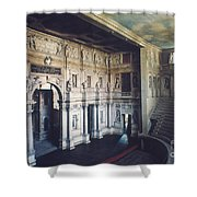 Palladio: Teatro Olimpico Shower Curtain