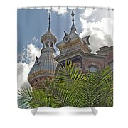 Palm Of The Dome Shower Curtain