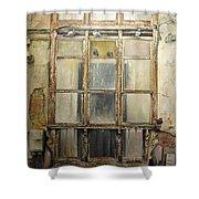 Palomar Urbano Shower Curtain