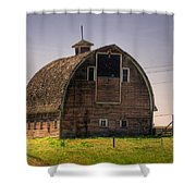Palouse Barn Shower Curtain