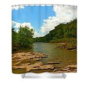 Paluxy River Shower Curtain