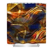 Pamplona Shower Curtain