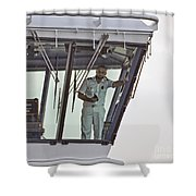 Panama006 Shower Curtain