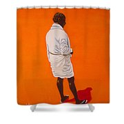 Panche Shower Curtain
