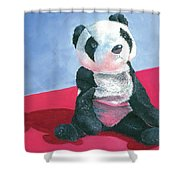 Panda 1 Shower Curtain