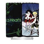 Pandora Hearts Shower Curtain