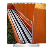 Panel Truck Running Board Shower Curtain