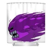 Panky2 Shower Curtain