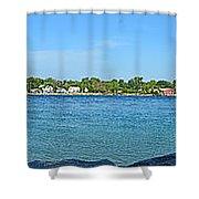 Panorama 1 Shower Curtain