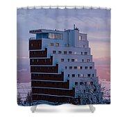 Hotel Panorama Resort Shower Curtain