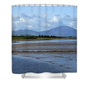 Panoramic View Blennerville Shower Curtain