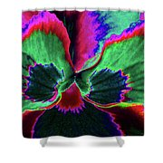 Pansy 10 - Photopower - Thoughts Of You Shower Curtain