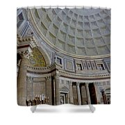 Pantheon Shower Curtain