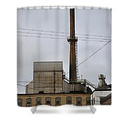 Paper Mill 2 Shower Curtain