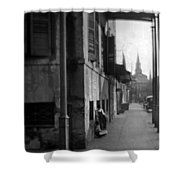 Paperboys Shower Curtain
