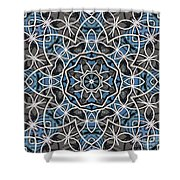 Papilloz - Kaleidoscope Shower Curtain
