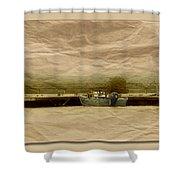 Papper Art 0001 Shower Curtain